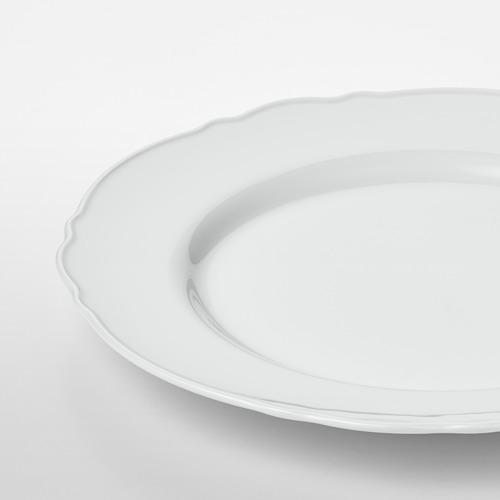 UPPLAGA - 餐用小碟, 白色, 22 厘米   IKEA 香港及澳門 - PE730131_S4