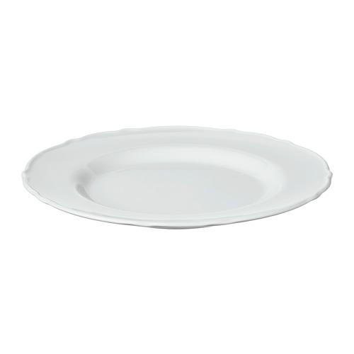 UPPLAGA - 餐用小碟, 白色, 22 厘米   IKEA 香港及澳門 - PE730130_S4