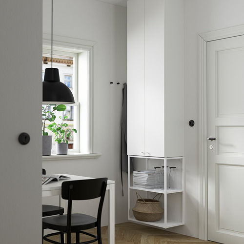 ENHET - 上牆式貯物架組合, 白色   IKEA 香港及澳門 - PE784102_S4