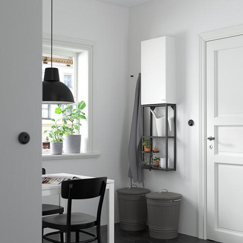 ENHET - 上牆式貯物架組合, anthracite/white   IKEA 香港及澳門 - PE784085_S4