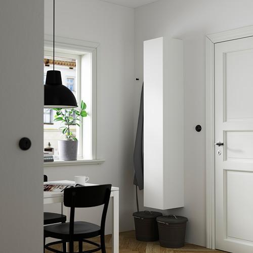 ENHET - 高櫃連4層板/門, 白色 | IKEA 香港及澳門 - PE784127_S4