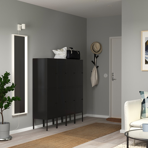 LIXHULT - 貯物組合, 炭黑色   IKEA 香港及澳門 - PE784141_S4