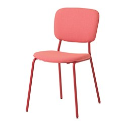 KARLJAN - chair, red/Kabusa red   IKEA Hong Kong and Macau - PE730182_S3