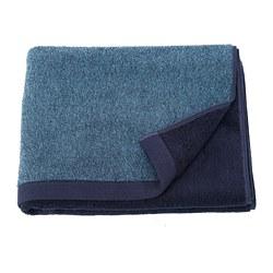 HIMLEÅN - 浴巾, 深藍色/混色 | IKEA 香港及澳門 - PE730194_S3