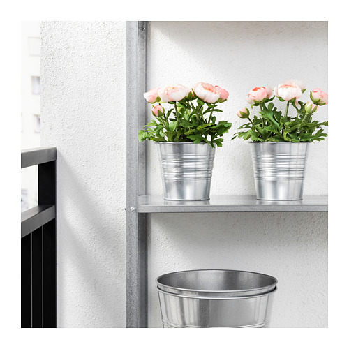 FEJKA - artificial potted plant, in/outdoor/Ranunculus pink | IKEA Hong Kong and Macau - PE687837_S4
