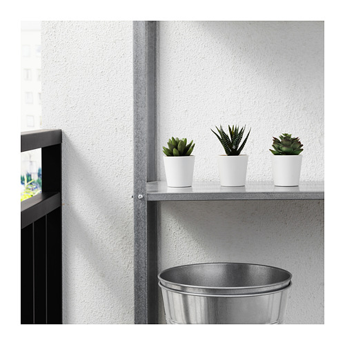 FEJKA - artificial potted plant with pot, in/outdoor Succulent | IKEA Hong Kong and Macau - PE687828_S4
