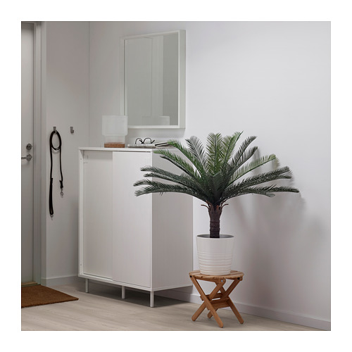 FEJKA - artificial potted plant, in/outdoor sago palm | IKEA Hong Kong and Macau - PE687861_S4