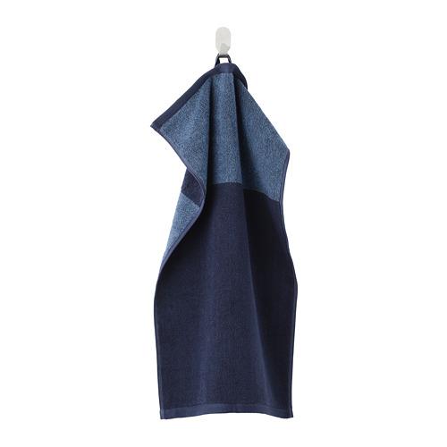 HIMLEÅN - 毛巾, 深藍色/混色 | IKEA 香港及澳門 - PE730210_S4