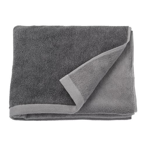 HIMLEÅN - 浴巾, 深灰色/混色 | IKEA 香港及澳門 - PE730224_S4