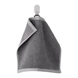 HIMLEÅN - washcloth, dark grey/mélange   IKEA Hong Kong and Macau - PE730233_S3