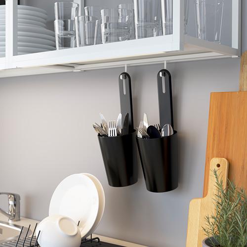 ENHET - 角位廚房, 白色/仿混凝土 | IKEA 香港及澳門 - PE784281_S4
