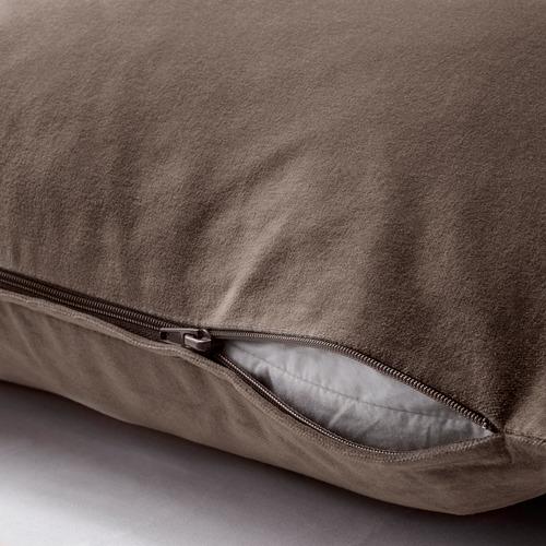 SANELA - 咕𠱸套, 灰色/褐色 | IKEA 香港及澳門 - PE784344_S4