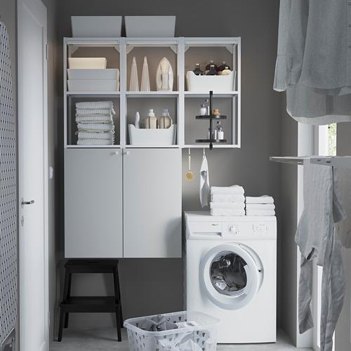 ENHET - 上牆式貯物架組合, 白色 | IKEA 香港及澳門 - PE784447_S4
