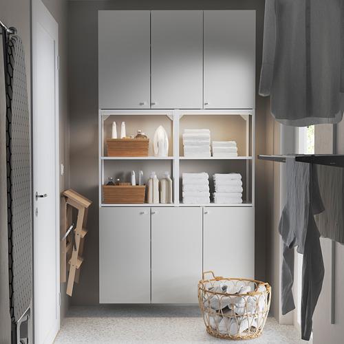 ENHET - 上牆式貯物架組合, 白色 | IKEA 香港及澳門 - PE784465_S4