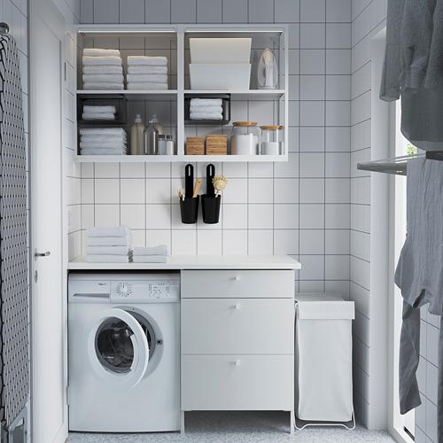 ENHET - 上牆式貯物架組合, 白色 | IKEA 香港及澳門 - PE784524_S4