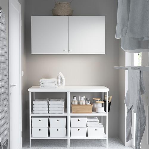 ENHET - 上牆式貯物架組合, 白色 | IKEA 香港及澳門 - PE784510_S4