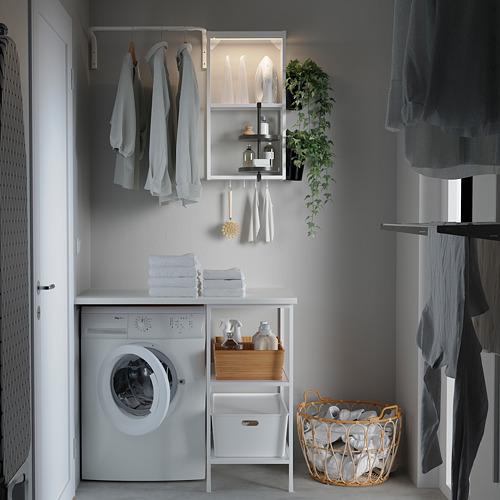 ENHET - 獨立式電器用貯物組合, white | IKEA 香港及澳門 - PE784522_S4