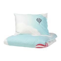 UPPTÅG - 被套枕袋套裝, /藍色 | IKEA 香港及澳門 - PE730328_S3