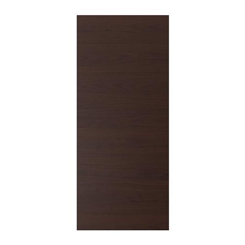 ASKERSUND - door, dark brown ash effect | IKEA Hong Kong and Macau - PE784585_S4
