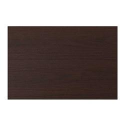ASKERSUND - door, dark brown ash effect | IKEA Hong Kong and Macau - PE784588_S3