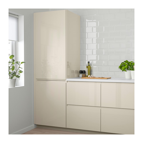 VOXTORP - door, high-gloss light beige | IKEA Hong Kong and Macau - PE687214_S4