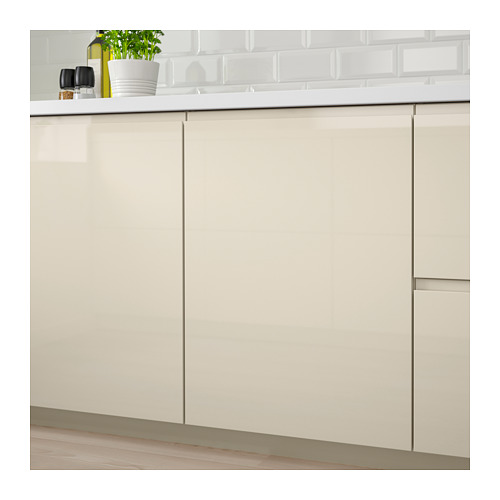VOXTORP - door, high-gloss light beige | IKEA Hong Kong and Macau - PE687218_S4