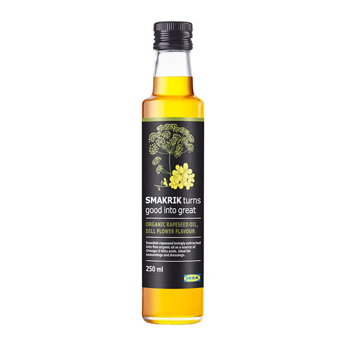 SMAKRIK 菜籽油