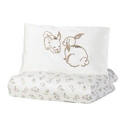 RÖDHAKE - 嬰兒被套枕袋套裝 | IKEA 香港及澳門 - PE730412_S3