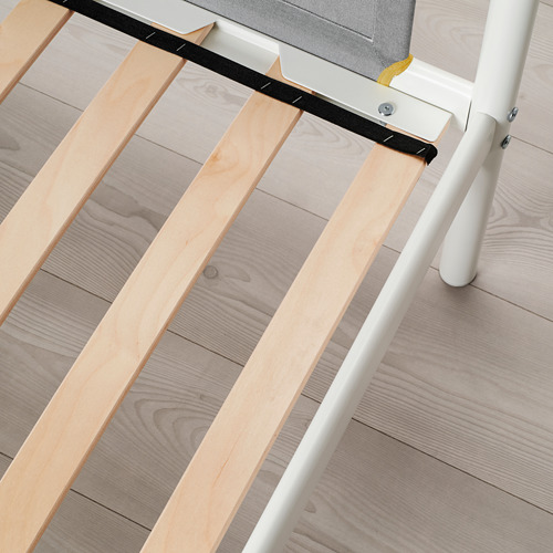 VITVAL - bunk bed frame, white/light grey   IKEA Hong Kong and Macau - PE730437_S4