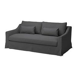 FÄRLÖV - 三座位梳化, Flodafors 灰色 | IKEA 香港及澳門 - PE784706_S3