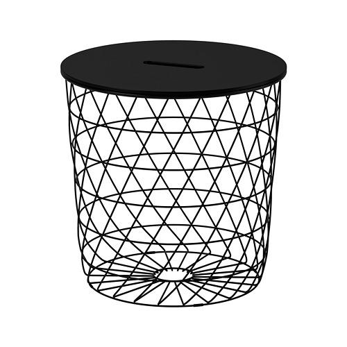 KVISTBRO - 貯物几, 黑色 | IKEA 香港及澳門 - PE784726_S4