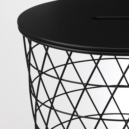KVISTBRO - 貯物几, 黑色 | IKEA 香港及澳門 - PE784730_S4