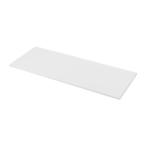 EKBACKEN - worktop, double-sided, light grey/white with white edge | IKEA Hong Kong and Macau - PE516146_S4