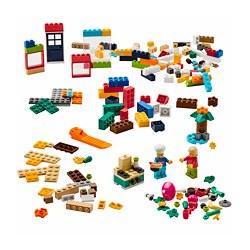 BYGGLEK - 201-piece LEGO® brick set, mixed colours | IKEA Hong Kong and Macau - PE784779_S3