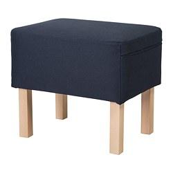 OMTÄNKSAM - 腳凳, Orrsta 藍黑色 | IKEA 香港及澳門 - PE687316_S3