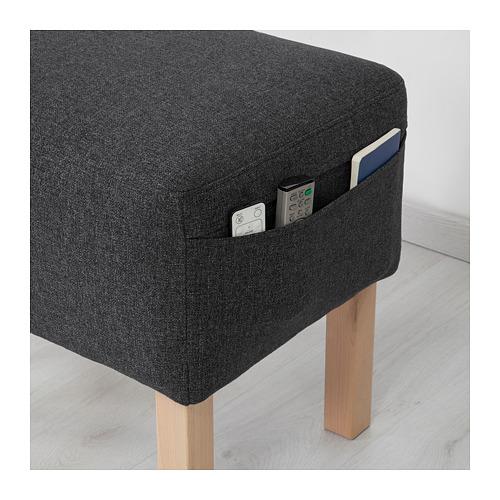 OMTÄNKSAM - 腳凳, Gunnared 深灰色 | IKEA 香港及澳門 - PE687317_S4