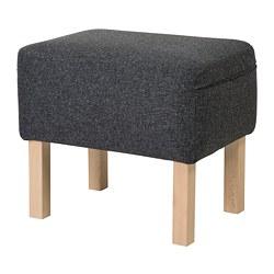 OMTÄNKSAM - 腳凳, Gunnared 深灰色 | IKEA 香港及澳門 - PE687320_S3