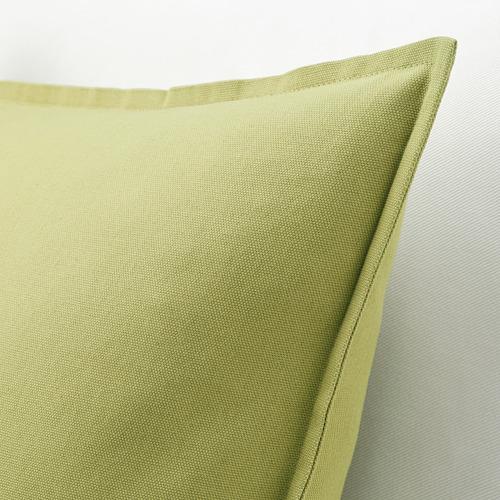 GURLI - cushion cover, olive-green | IKEA Hong Kong and Macau - PE772953_S4
