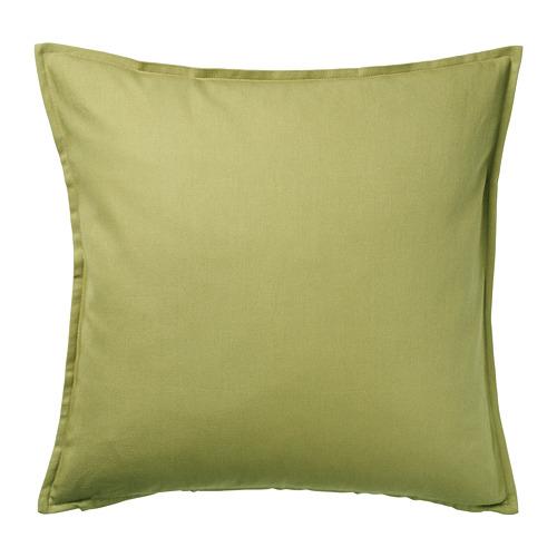 GURLI - cushion cover, olive-green | IKEA Hong Kong and Macau - PE772956_S4