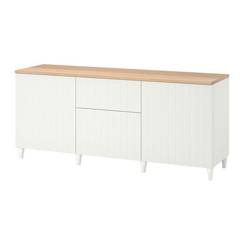 BESTÅ - storage combination with drawers, white/Sutterviken/Kabbarp white   IKEA Hong Kong and Macau - PE784818_S4