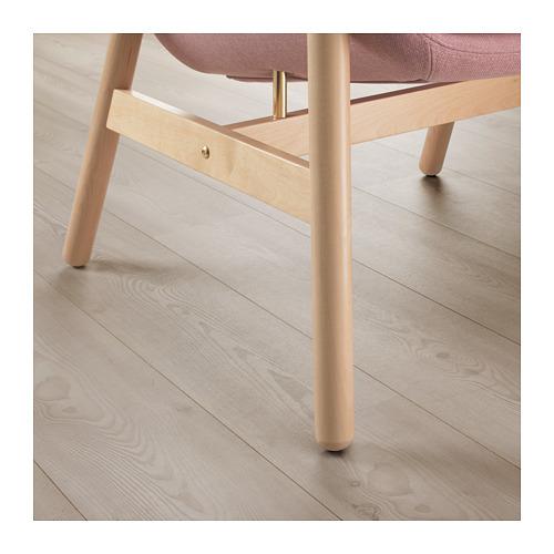 VEDBO - high-back armchair, Gunnared light brown-pink | IKEA Hong Kong and Macau - PE687336_S4
