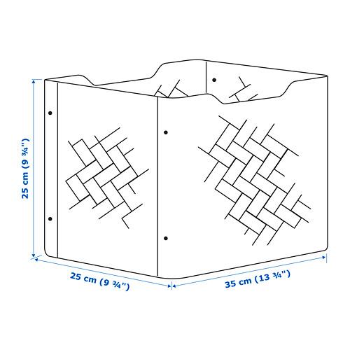 BULLIG - box, bamboo/brown | IKEA Hong Kong and Macau - PE773445_S4