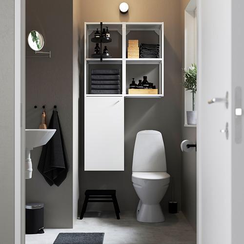 ENHET - 上牆式貯物架組合, 白色   IKEA 香港及澳門 - PE784827_S4
