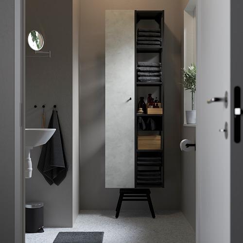 ENHET - 上牆式貯物架組合, anthracite/concrete effect   IKEA 香港及澳門 - PE784834_S4