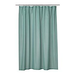 VÄNNEÅN - 浴簾, 灰湖水綠色 | IKEA 香港及澳門 - PE784861_S3