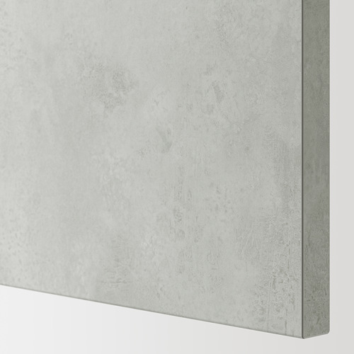 ENHET - 焗爐用地櫃抽屜面板, 仿混凝土 | IKEA 香港及澳門 - PE784870_S4