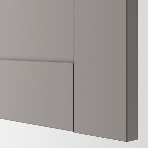 ENHET - 上牆式貯物架組合, anthracite/grey frame | IKEA 香港及澳門 - PE784871_S4
