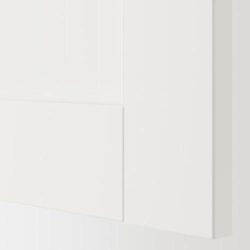 ENHET - 上牆式貯物架組合, white/grey frame | IKEA 香港及澳門 - PE784875_S4