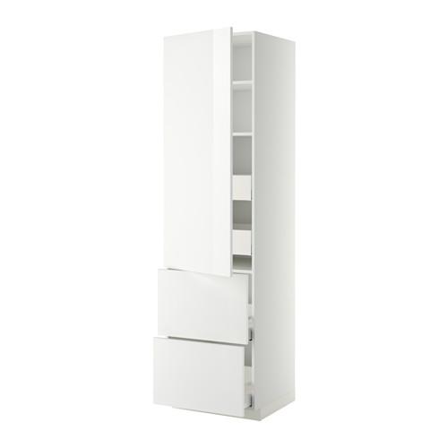 METOD/MAXIMERA - 高櫃組合, 白色/Ringhult 白色 | IKEA 香港及澳門 - PE368478_S4