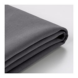 SÖDERHAMN - cover for 3-seat section, Samsta dark grey | IKEA Hong Kong and Macau - PE640013_S3